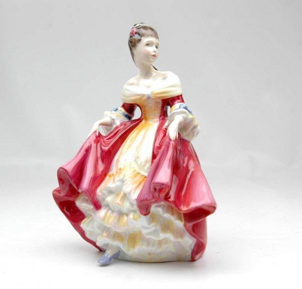 "21: Royal Doulton figurine ""Southern Belle"", HN 2229, 8"