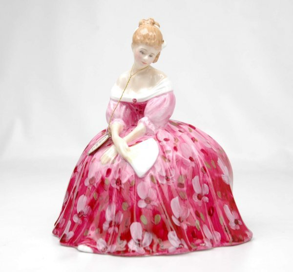 "22: Royal Doulton figurine ""Victoria"", HN 2471, 7 1/8"""