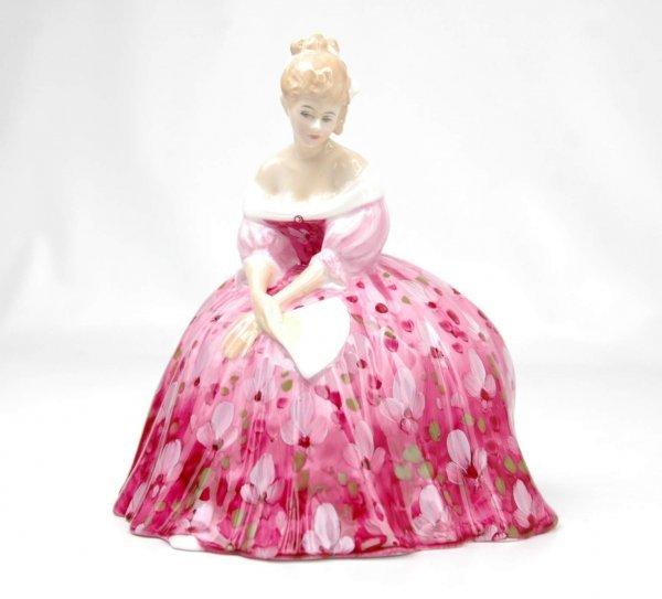 "23: Royal Doulton figurine ""Victoria"", HN 2471, 7 1/8"""