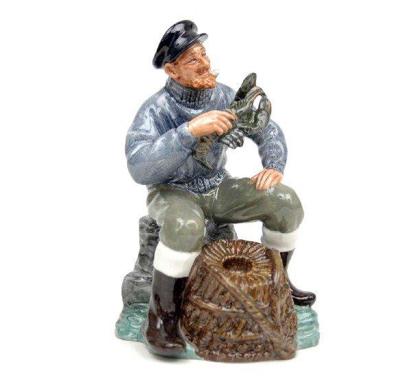 "8: Royal Doulton figurine ""The Lobster Man"", H.N. 2317,"