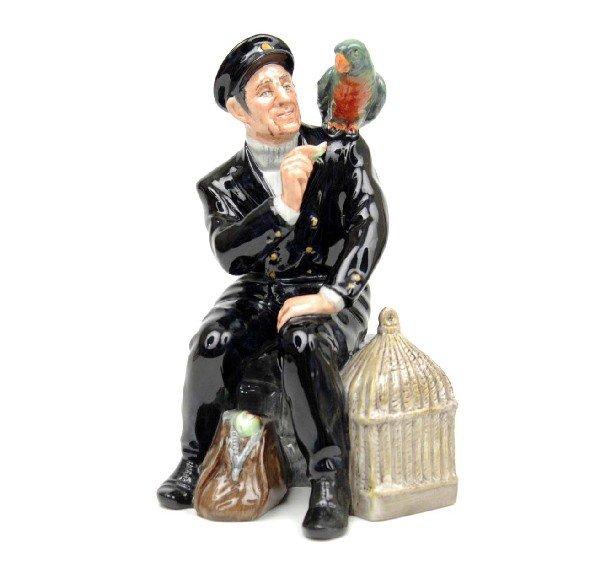 "9: Royal Doulton figurine ""Shore Leave"", H.N. 2254, mar"