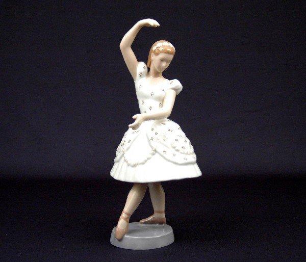 "17: Bing & Grondahl figurine ""Columbine"", marked and im"