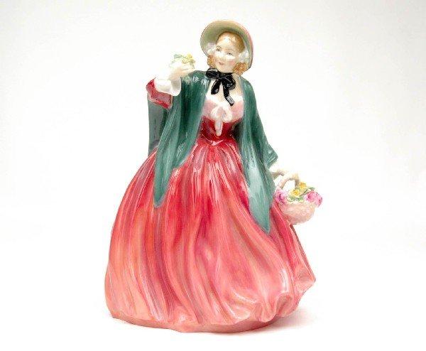"21: Royal Doulton figurine ""Lady Charmian"", H.N. 1949,"