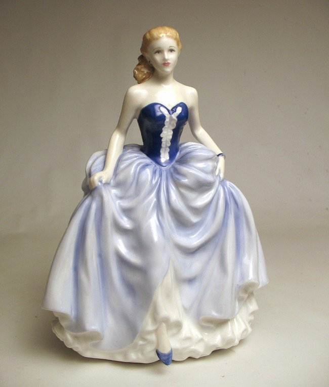 """4: Royal Doulton figurine """"Susan"""" H.N. 4532, marked and"""