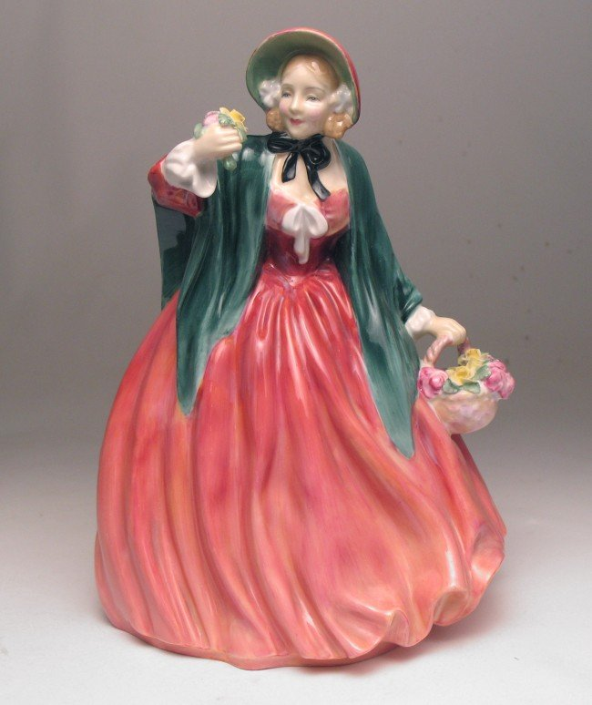 "5: Royal Doulton figurine ""Lady Charmian"" H.N. 1949, ma"