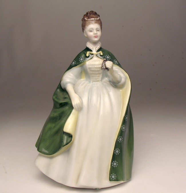 """7: Royal Doulton figurine """"Premiere"""" H.N. 2343, marked"""