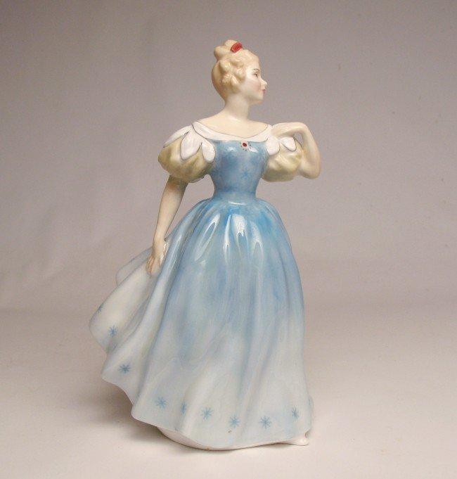 "9: Royal Doulton figurine ""Enchantment"" H.N. 2178, mark"