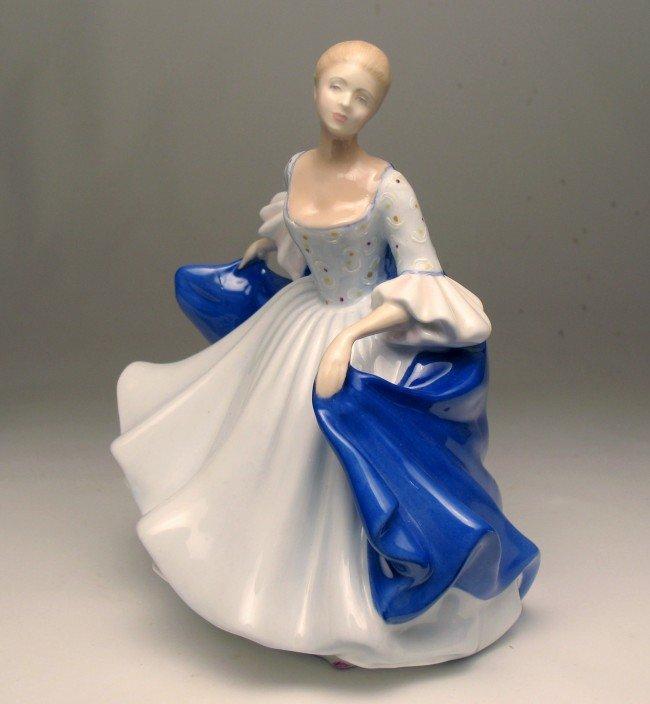 "11: Royal Doulton figurine ""Dulcie"" H.N. 2305, marked o"