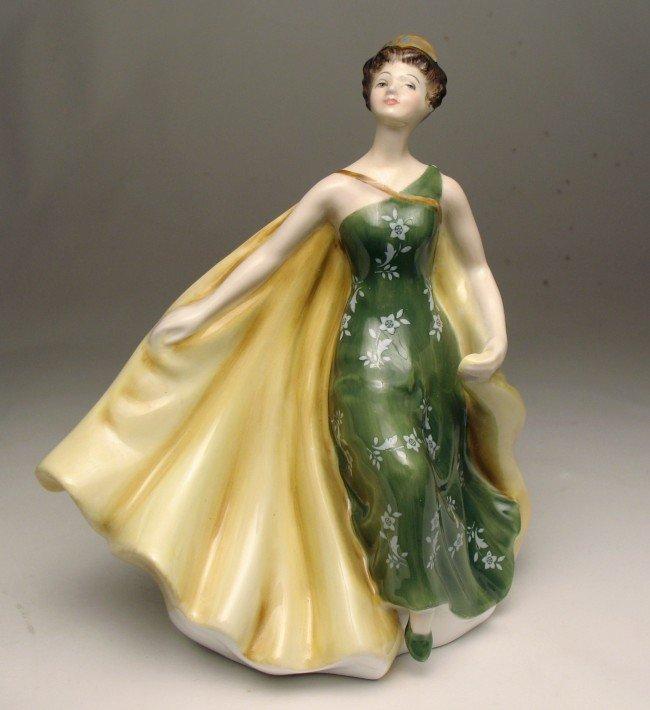 "12: Royal Doulton figurine ""Alexandra"" H.N. 2398, marke"