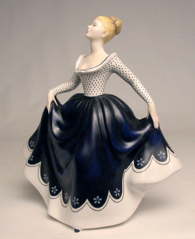 "20: Royal Doulton figurine ""Lisa"" H.N. 2310, marked on"