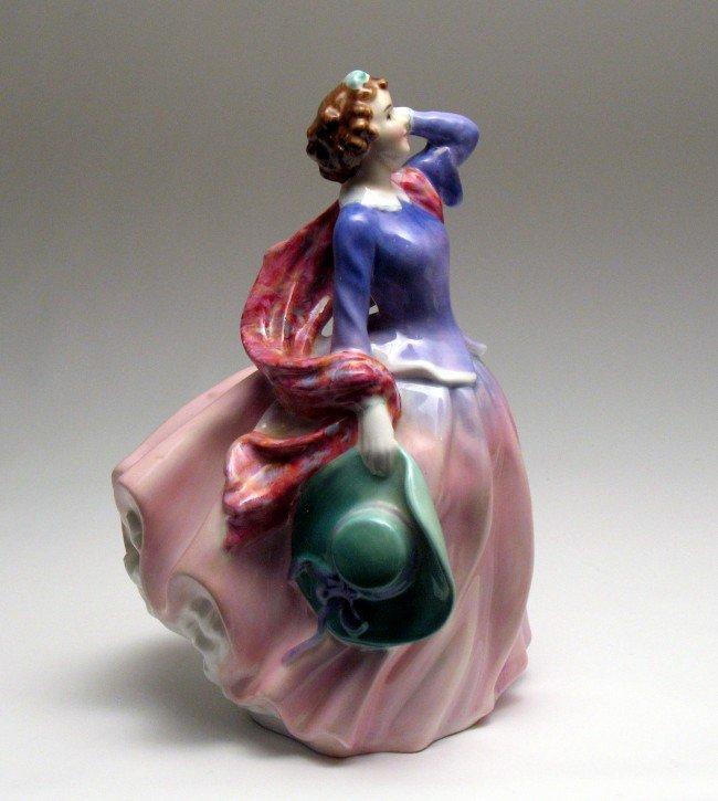 "24: Royal Doulton figurine ""Blithe Morning"" H.N. 2021,"