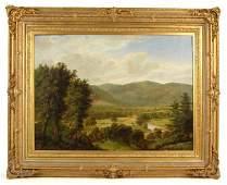 W. (William) M. (Mason) Brown oil on canvas