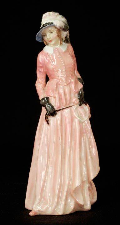"4: Royal Doulton figurine, ""Maureen"" RD No. 814286, 7 1"