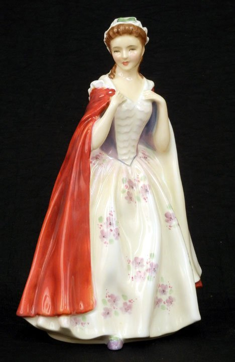 "24: Royal Doulton figurine ""Bess"" HN 2002, 7 1/2"", mid"