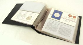 Sterling Silver Medallic First Day Covers