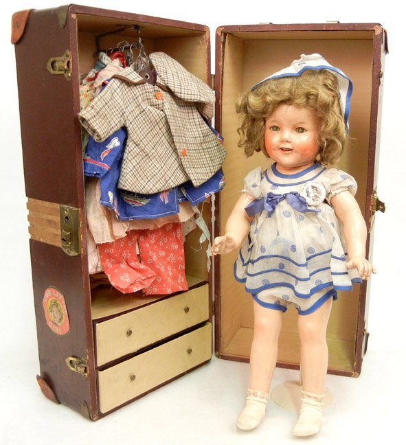 16: All original Ideal Shirley Temple doll with origina