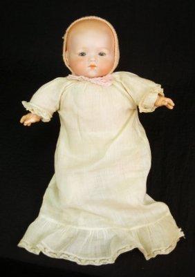Armand Marseille Dream Baby, Bisque Head, Compositi