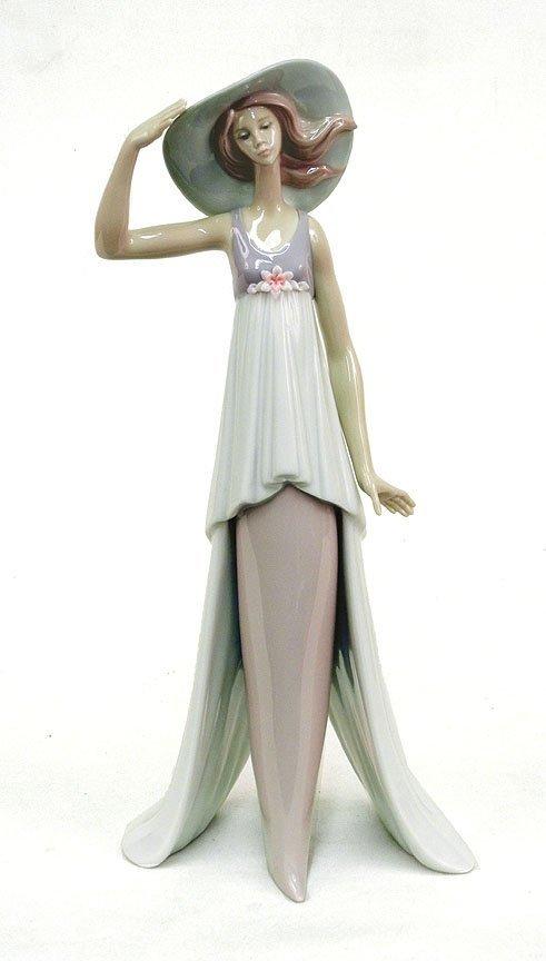 "14: Lladro ""Lady of Monaco"" No. 6236, 13 1/2"" high"