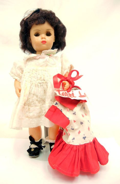 20: Terri Lee hard plastic doll with original clothing,
