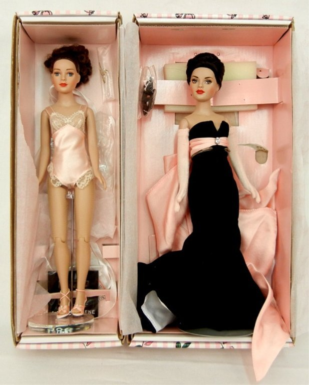 Two Tiny Kitty Collier dolls by Tonner Doll Company, - 4