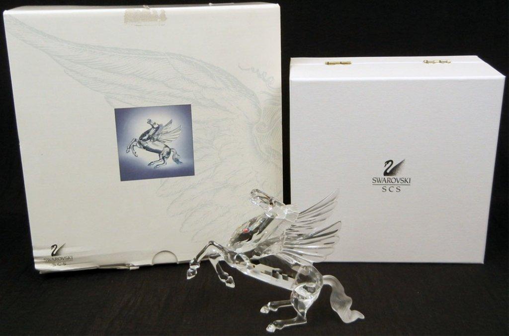 Swarovski crystal figurine Fabulous Creatures- The Pega