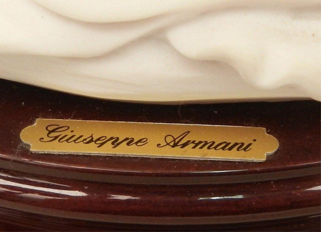 Giuseppe Armani figurine, Wedding Waltz, mounted on bas - 2