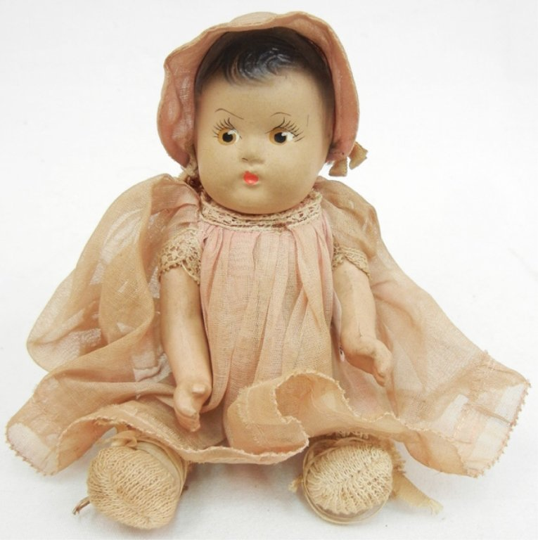 All composition doll