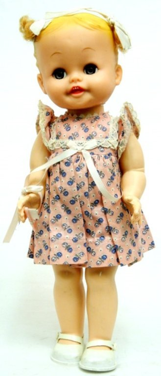 Dick Tracy Bonny Braids Daughter doll