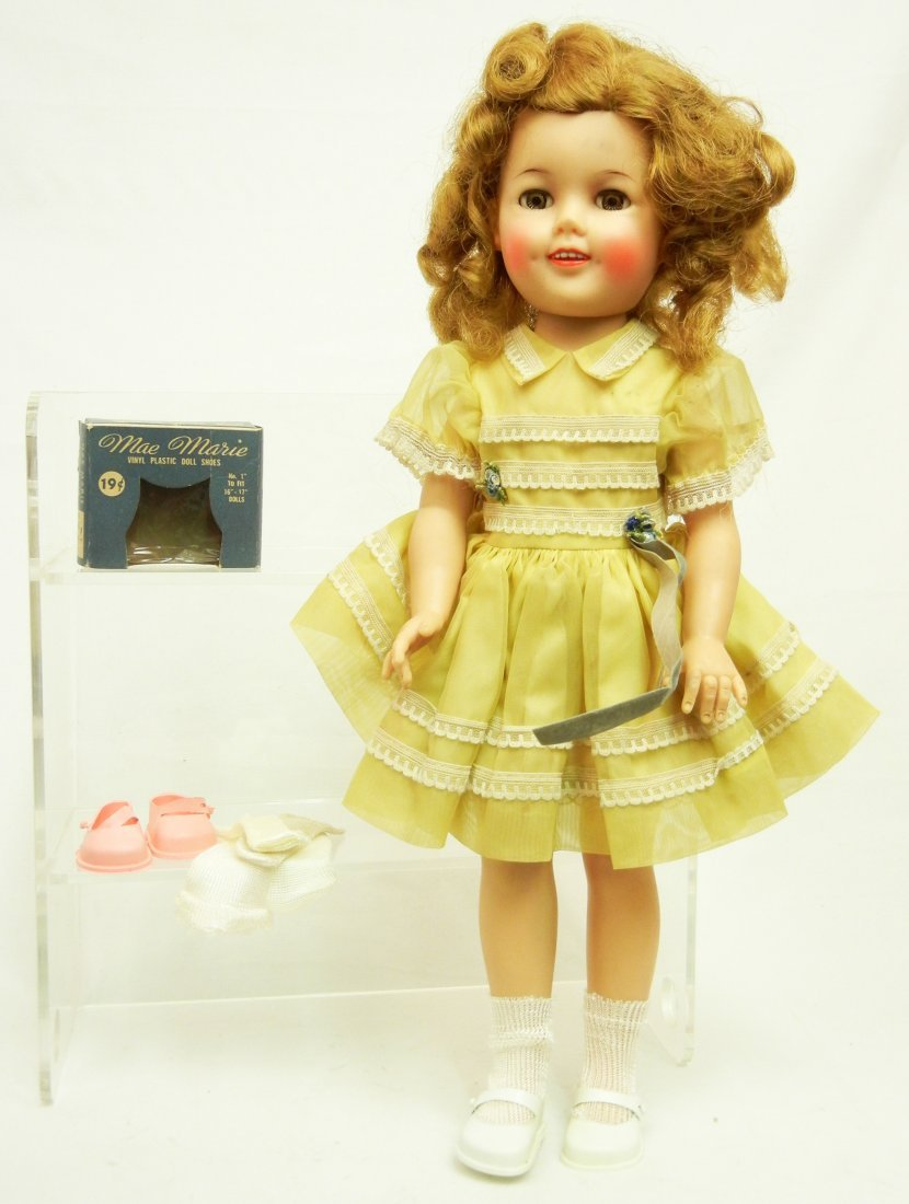 1950s Ideal Shirley Temple doll