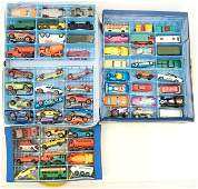 Grouping of sixty-five collectible cars