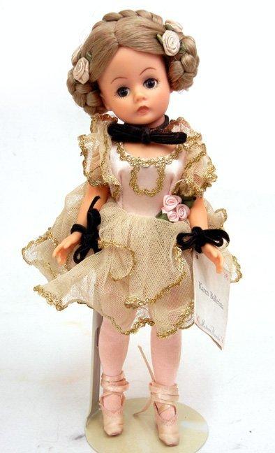 Madame Alexander Karen Ballerina, all original,