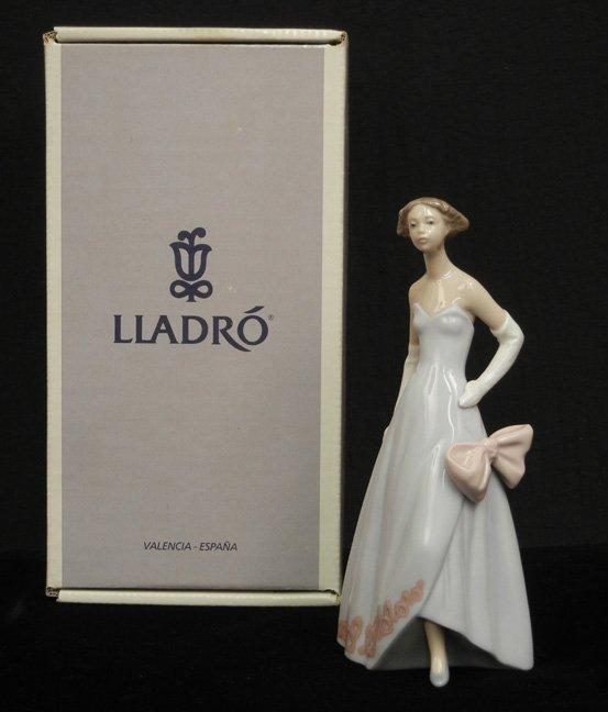 "Lladro ""On the Runway"" figurine"