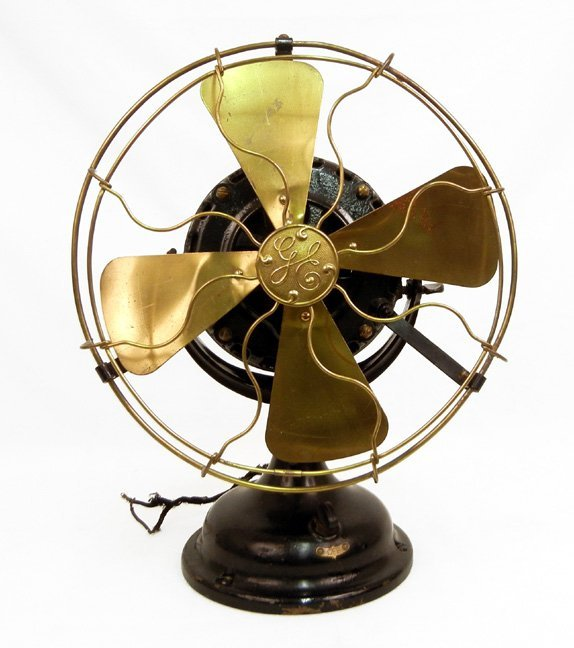 Ge Alternating Current Fan By General Electric