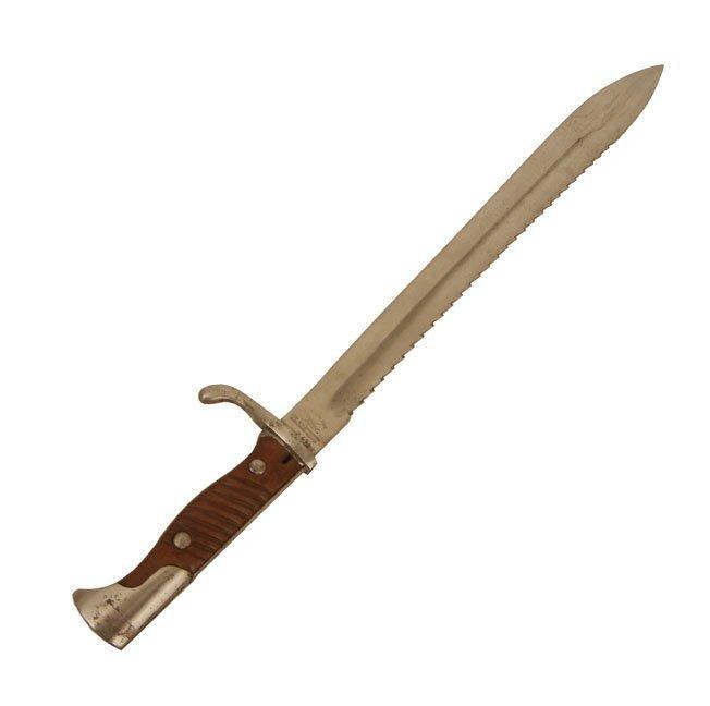 German WWI Stahlblume bayonet