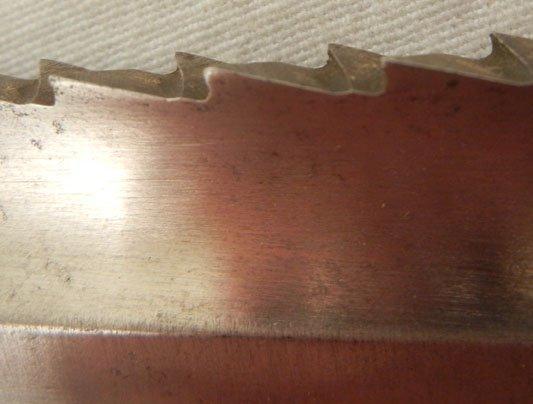 German WWI Stahlblume bayonet - 9