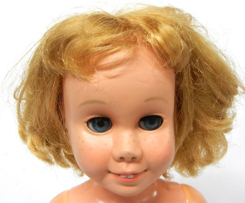 1960's Chatty Cathy doll and clothes - 5