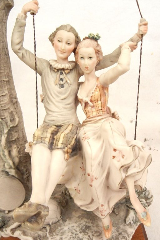 "Giuseppe Armani ""Lovers on a Swing"" - 2"
