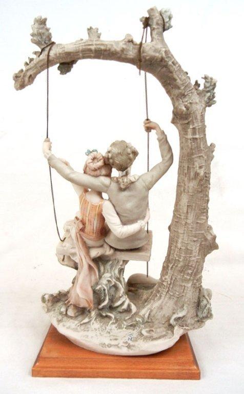 "Giuseppe Armani ""Lovers on a Swing"" - 4"
