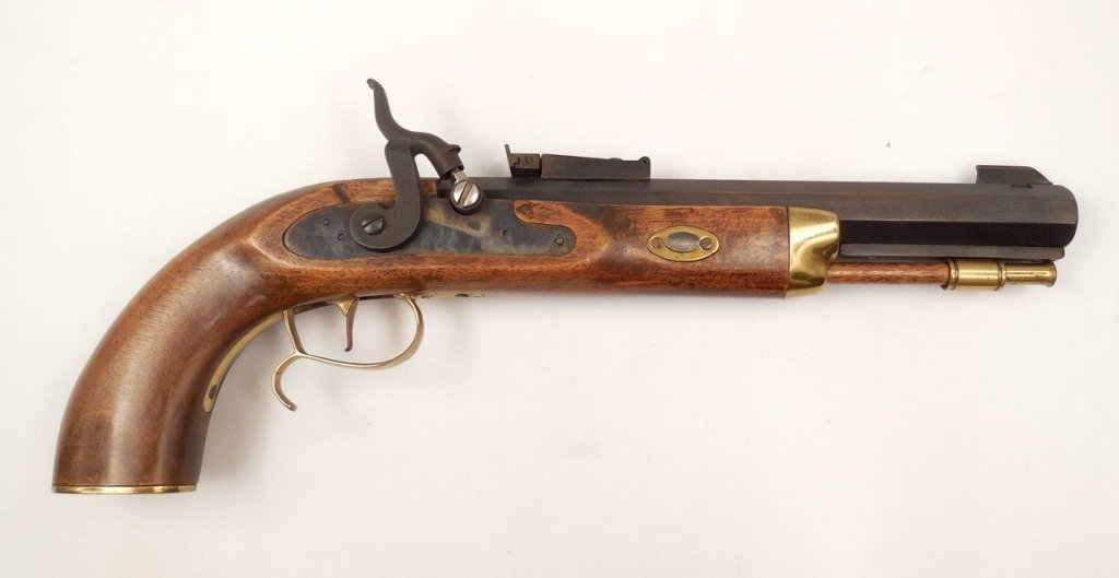 Connecticut Valley Arms Inc. 50 cal. Pistol