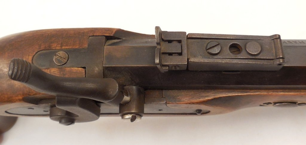 Connecticut Valley Arms Inc. 50 cal. Pistol - 6