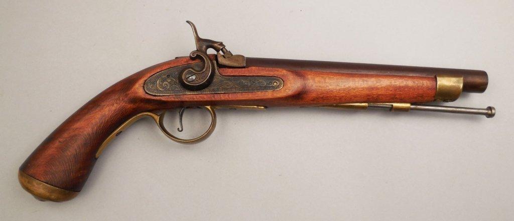 Jukar black powder .50 cal. pistol - 2