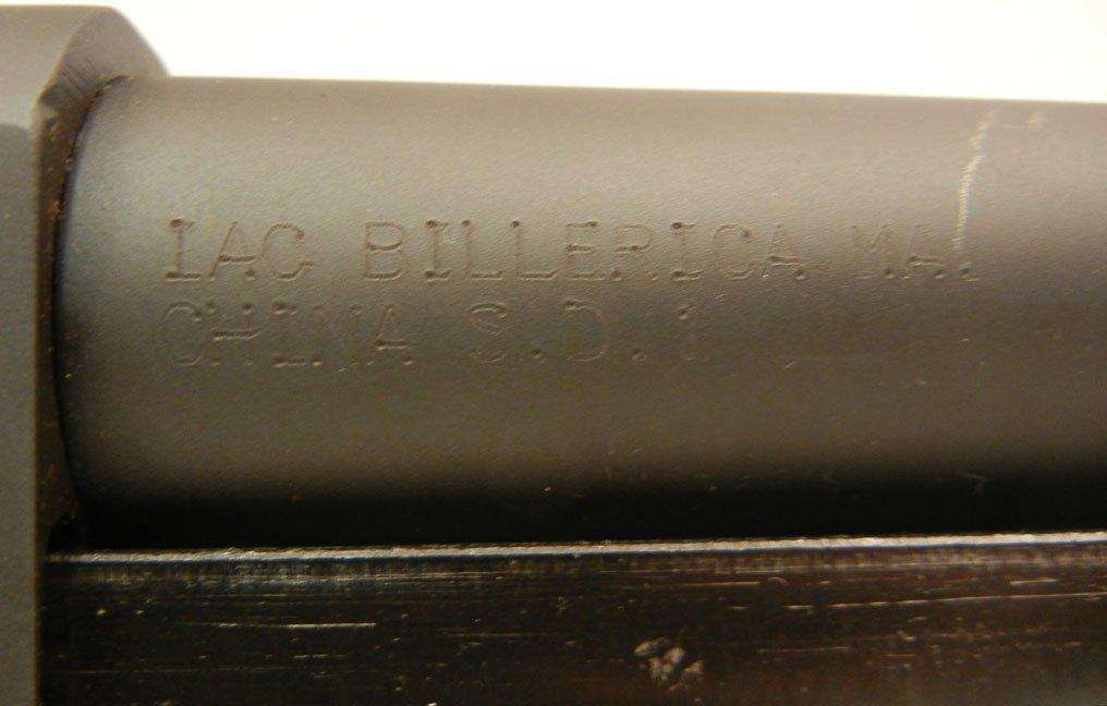 IAC Billerica MA, Made in China, 12 gauge shotgun - 2
