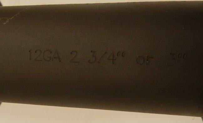 IAC Billerica MA, Made in China, 12 gauge shotgun - 3