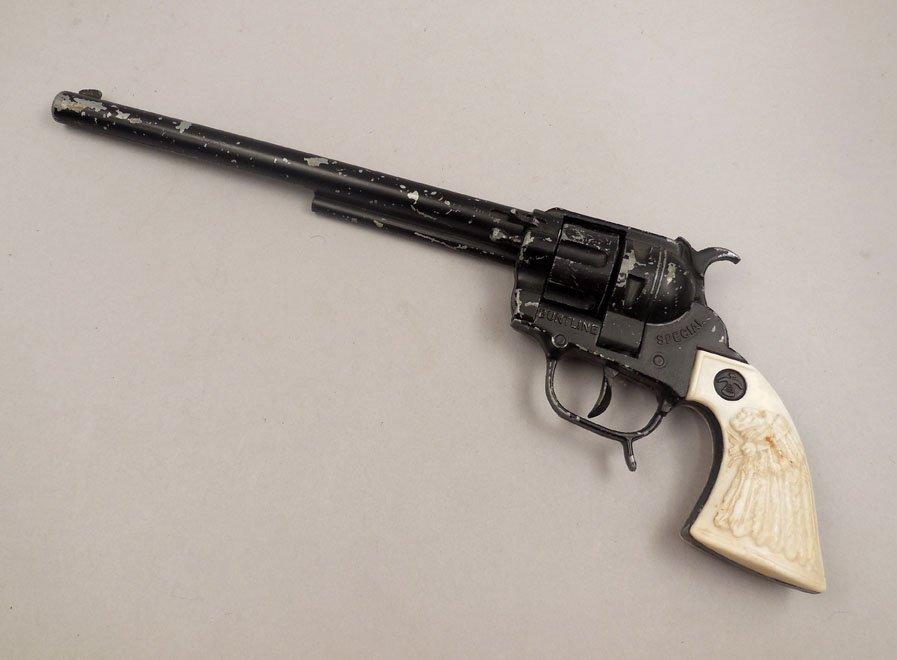 BCM Buntline Special Wyatt Earp toy cap gun