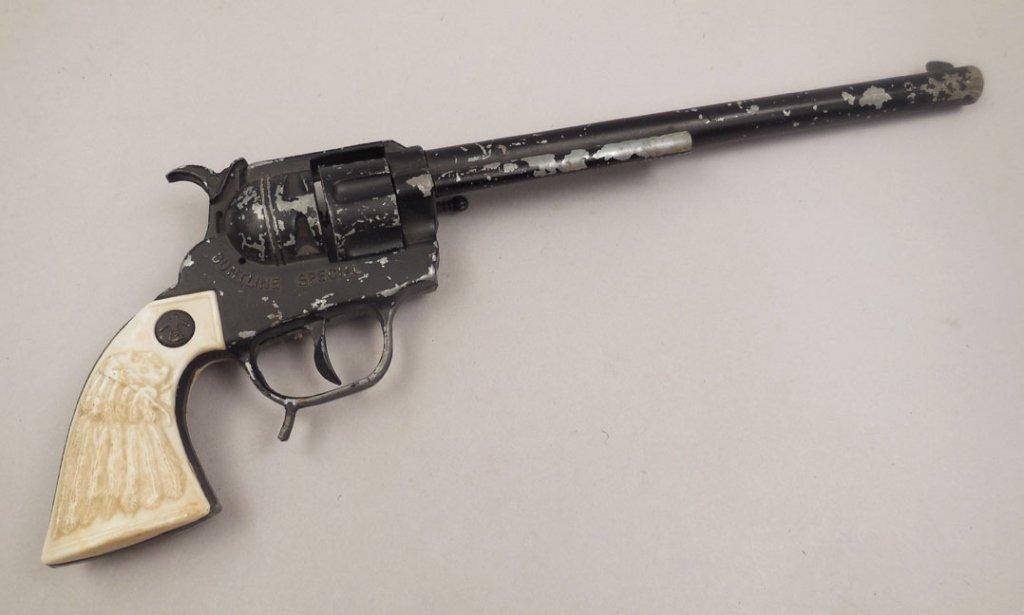 BCM Buntline Special Wyatt Earp toy cap gun - 3