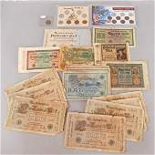 Grouping of currency
