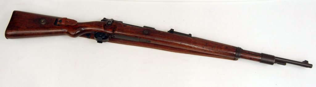 Germany Mauser military bolt rifle