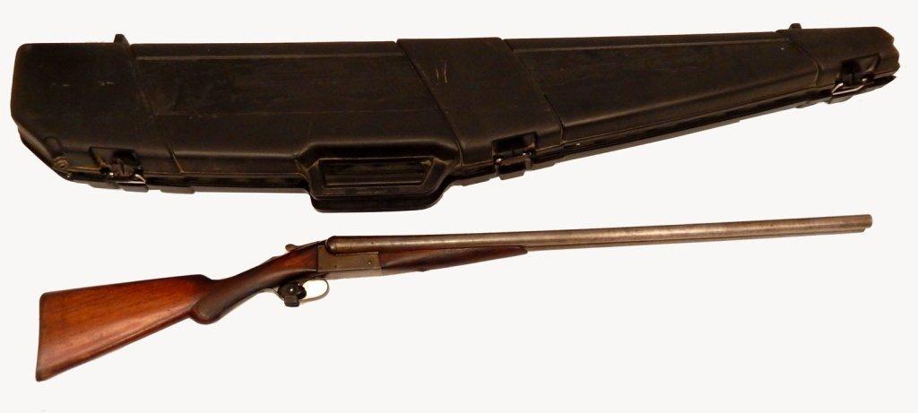 Remington 12 gauge shotgun