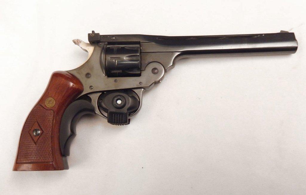 Harrington & Richardson .22 L.R. revolver
