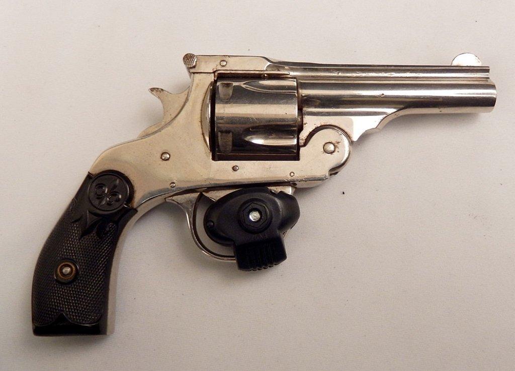 Thames Arms Co .38 caliber revolver